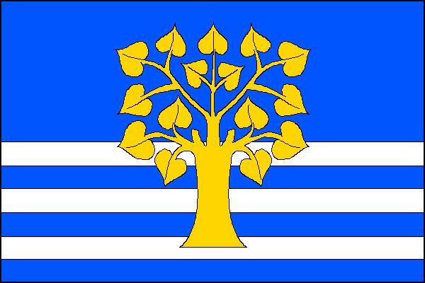 Poteč - vlajka
