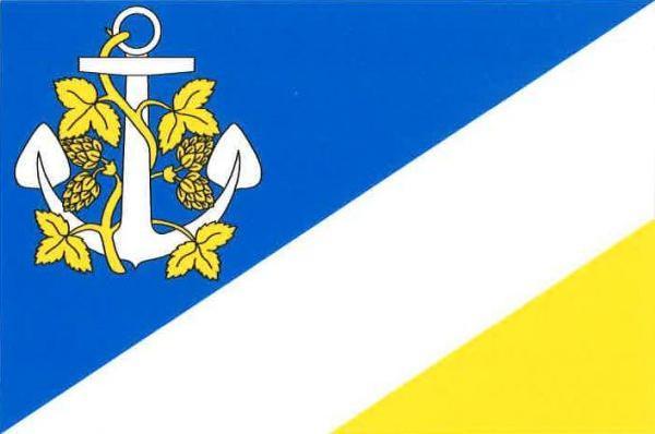 Prameny - vlajka