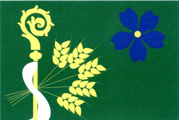 Praskačka - vlajka
