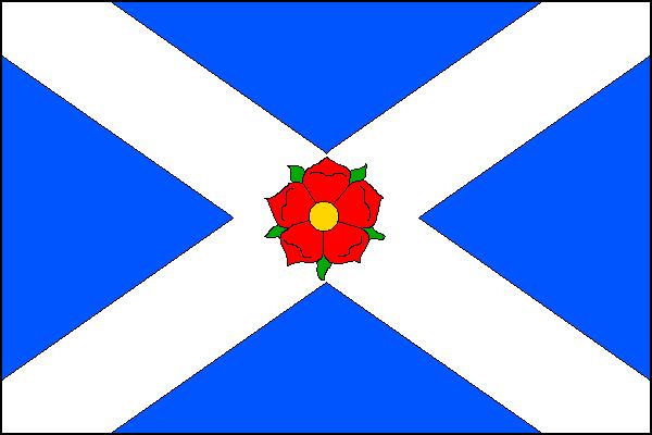 Příčovy - vlajka