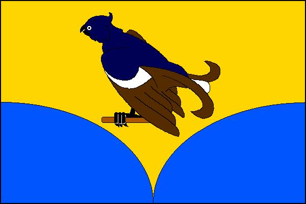 Přívrat - vlajka
