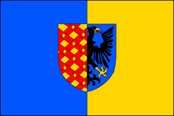 Prostějov - vlajka