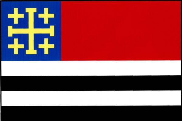 Prusinovice - vlajka