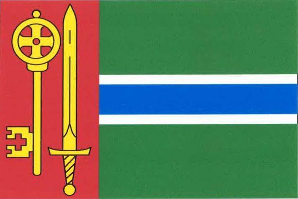 Prysk - vlajka