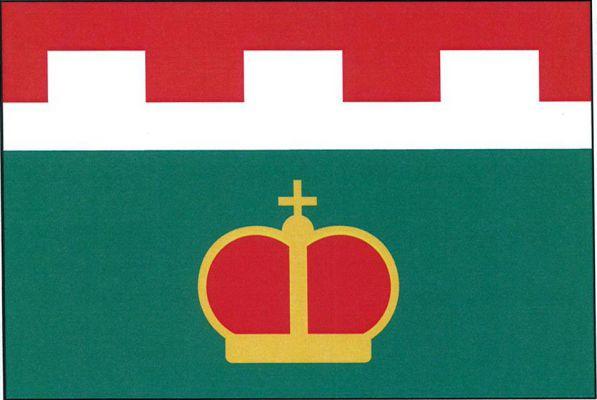 Račice - vlajka