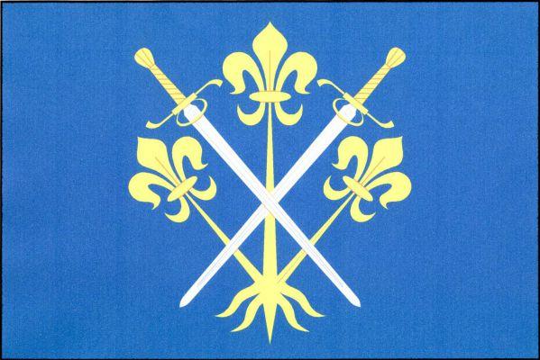 Radostice - vlajka