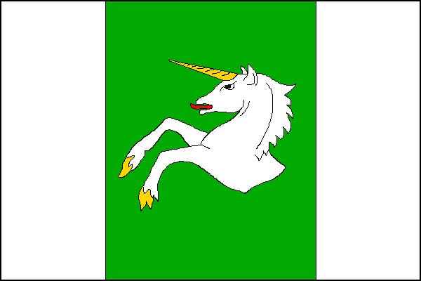 Radslavice - vlajka