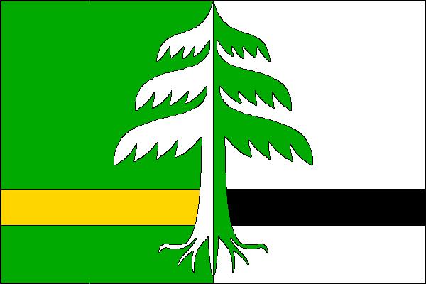Radvanice - vlajka