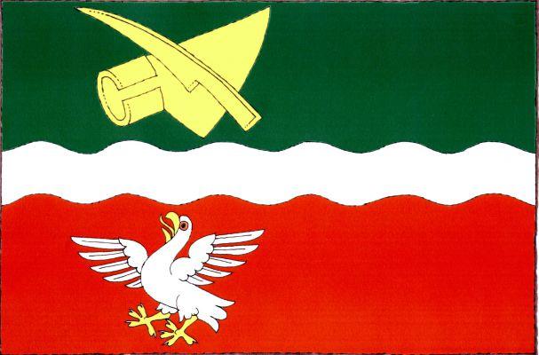 Rájec-Jestřebí - vlajka