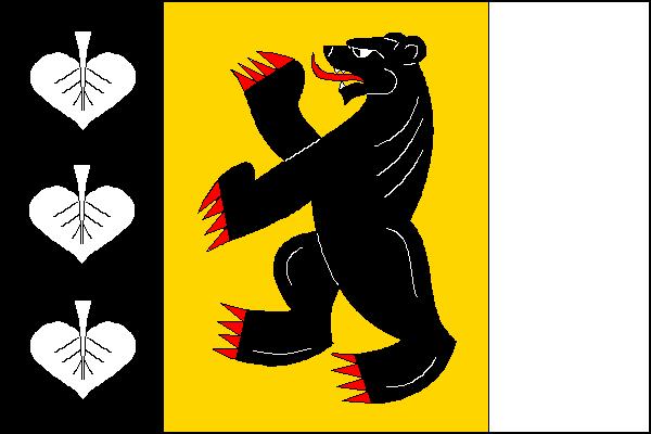 Ralsko - vlajka