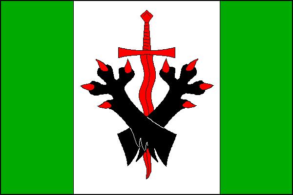 Rejchartice - vlajka
