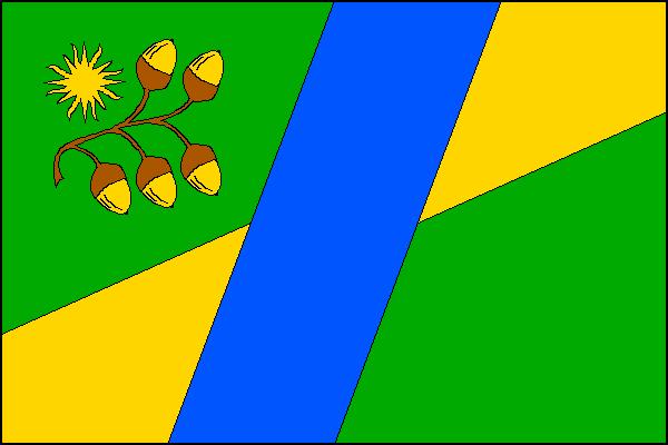 Rohatec - vlajka