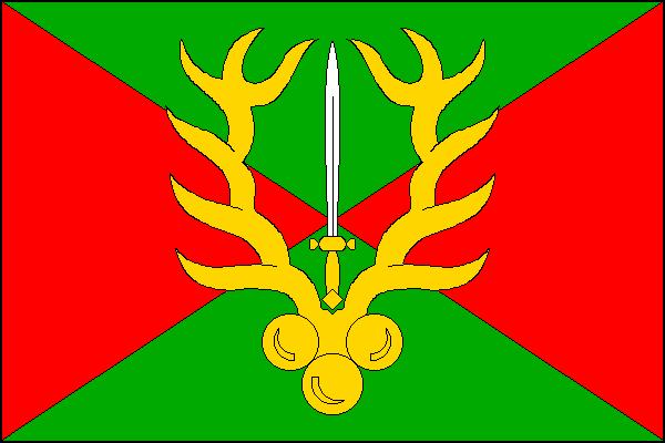Rohle - vlajka