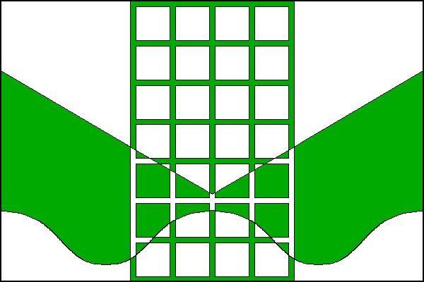 Rokle - vlajka
