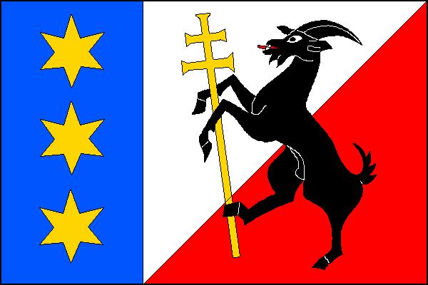 Rokytnice - vlajka