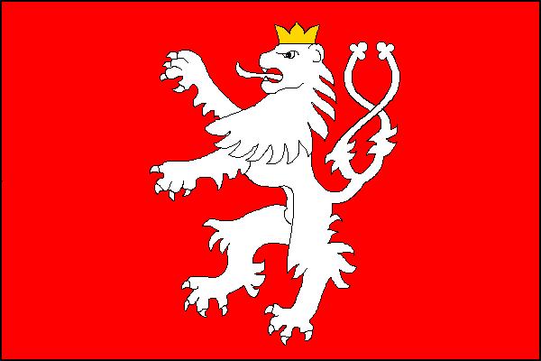 Ronov nad Doubravou - vlajka