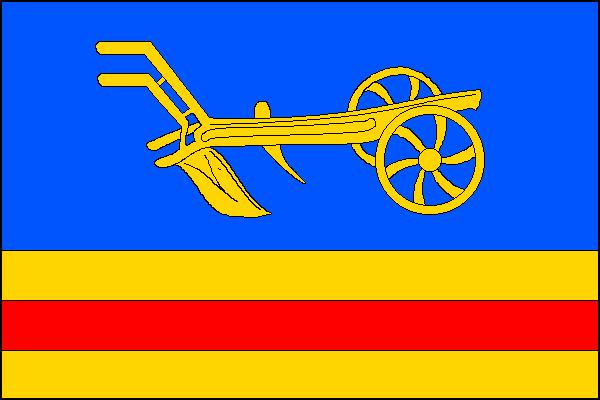 Ropice - vlajka
