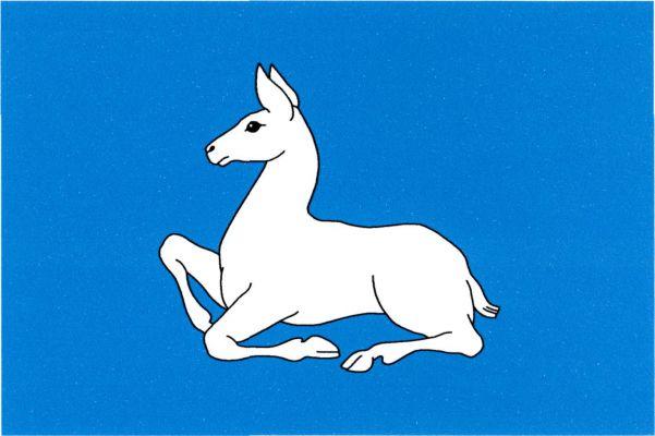 Rovensko pod Troskami - vlajka