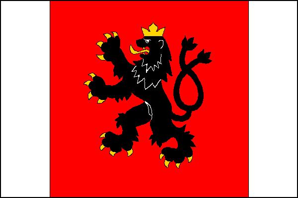 Rožnov pod Radhoštěm - vlajka
