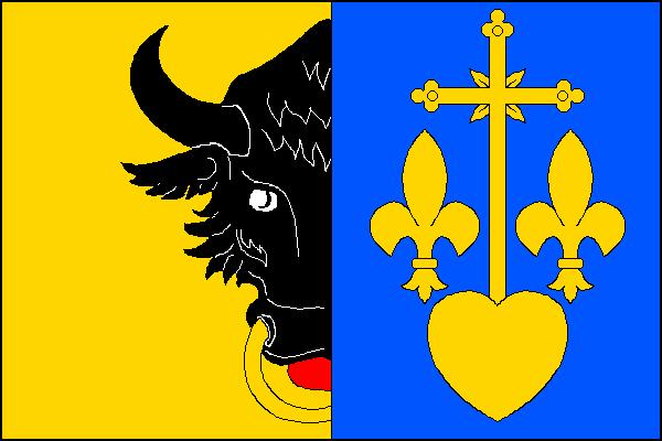 Rozsochy - vlajka