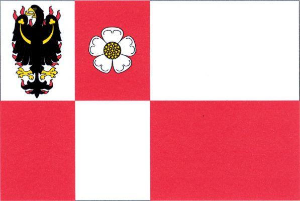 Roztoky - vlajka