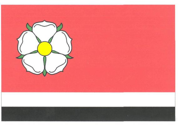 Růžová - vlajka