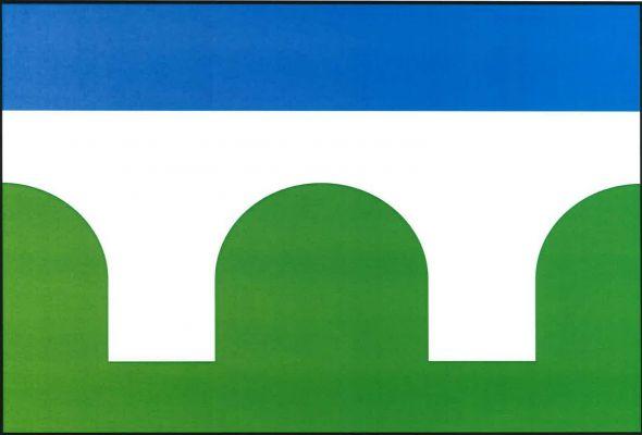 Rychnov u Jablonce nad Nisou - vlajka
