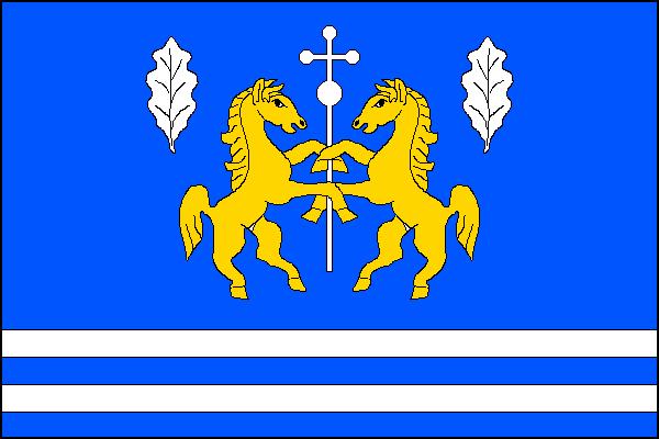 Rychnovek - vlajka