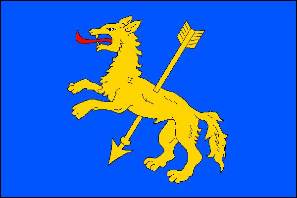 Rýmařov - vlajka