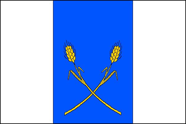 Šanov - vlajka