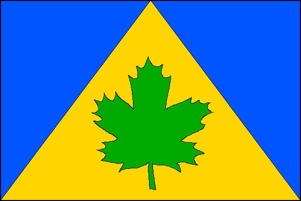 Šárovcova Lhota - vlajka