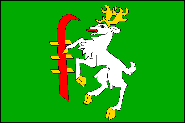 Šedivec - vlajka