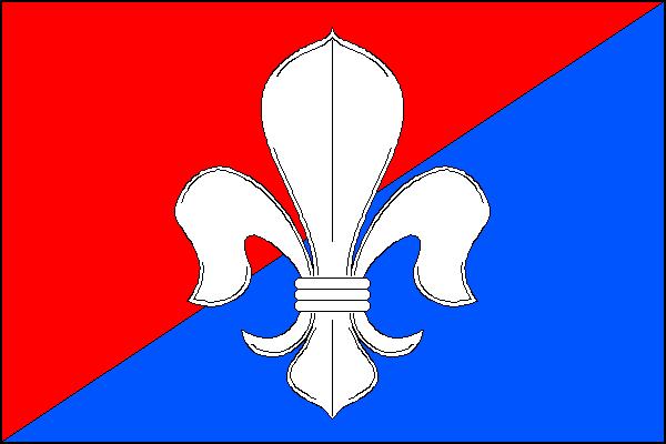 Sedlec - vlajka