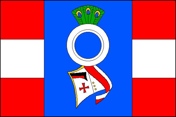 Šelešovice - vlajka