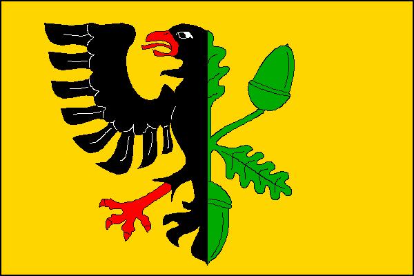 Šilheřovice - vlajka