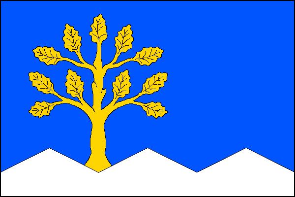 Skalice - vlajka