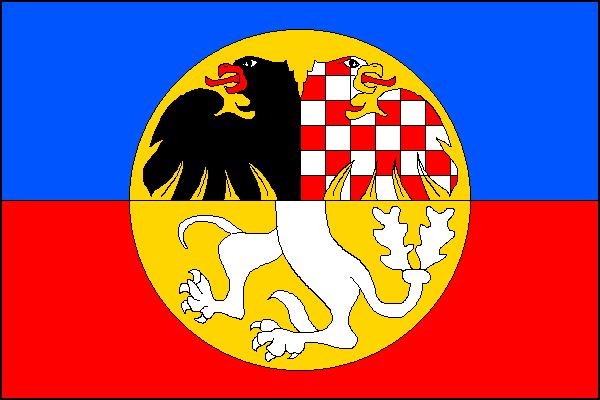 Slavkov u Brna - vlajka