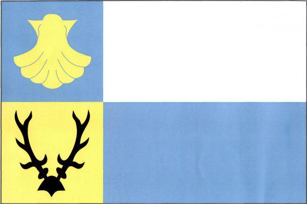 Staňkov - vlajka