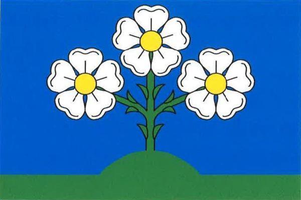 Staré Hobzí - vlajka