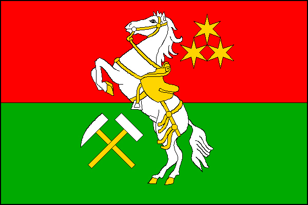 Staré Sedlo - vlajka