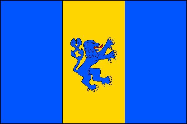 Stařeč - vlajka