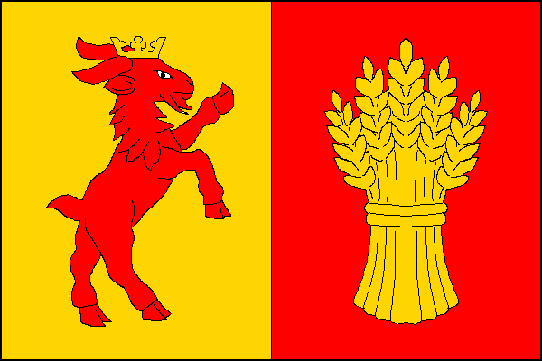 Starý Jičín - vlajka