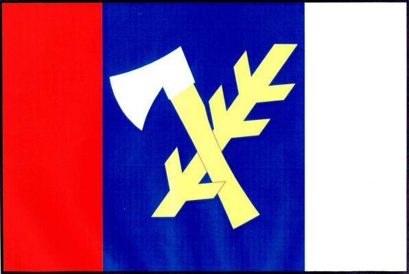 Starý Petřín - vlajka