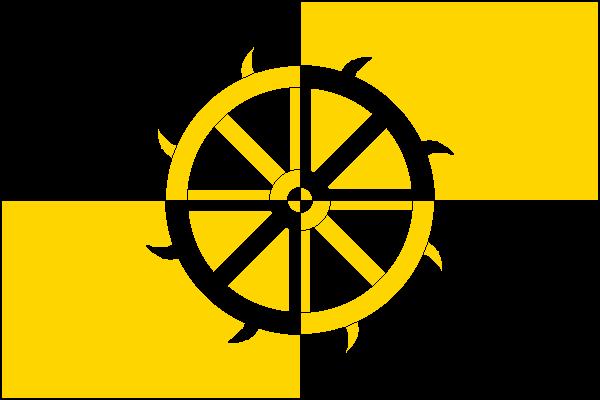 Štěpánkovice - vlajka