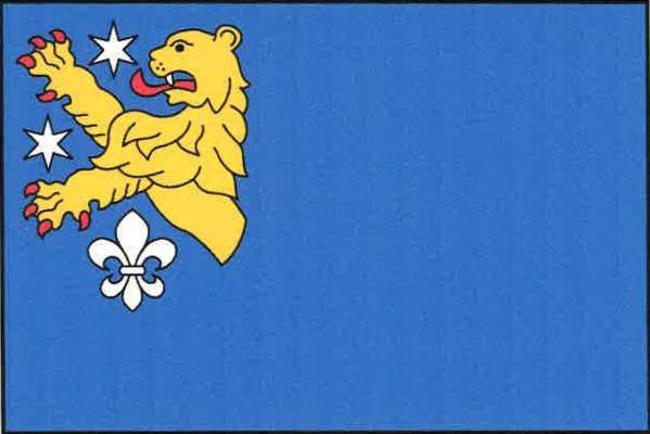 Štětkovice - vlajka