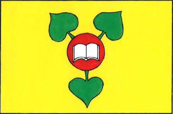 Stěžery - vlajka