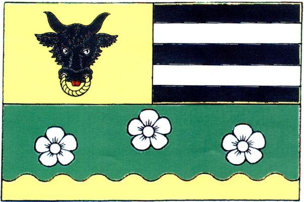 Strachujov - vlajka