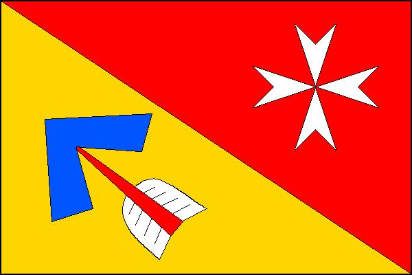 Strakonice - vlajka