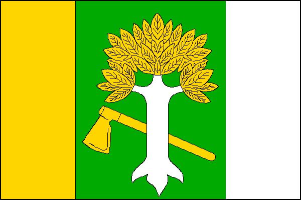Strání - vlajka