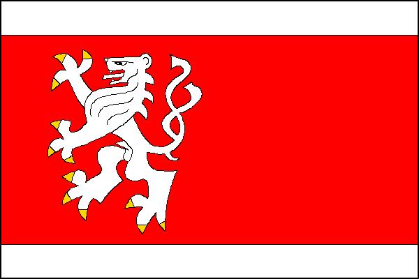 Stráž - vlajka